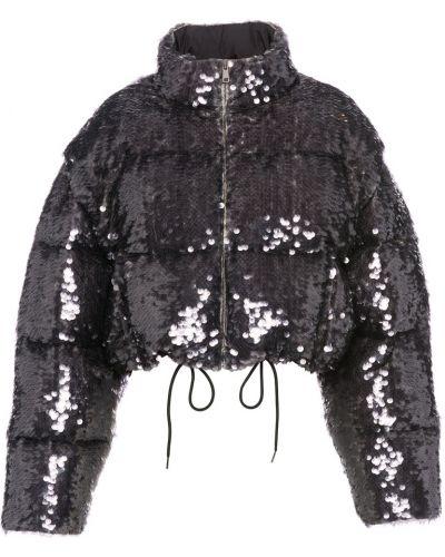Нейлоновая куртка - серая Prada