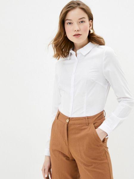 Рубашка с длинным рукавом белая Ichi