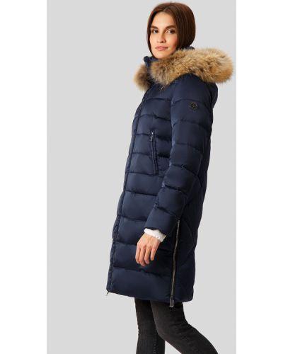 Пальто с енотом Finn Flare