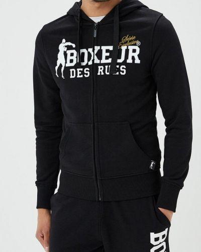 Черная толстовка Boxeur Des Rues