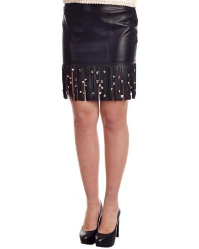 Черная юбка Blumarine