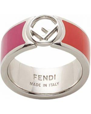 Кольцо - красное Fendi
