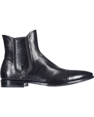 Ботинки осенние кожаные Fabi