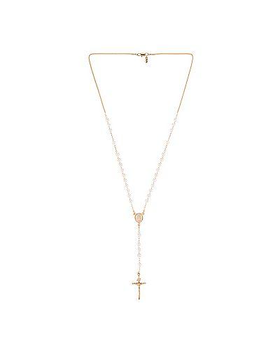 Ожерелье с жемчугом зеленый подвесной Vanessa Mooney