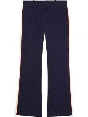 Majtki z wiskozy - niebieskie Gucci