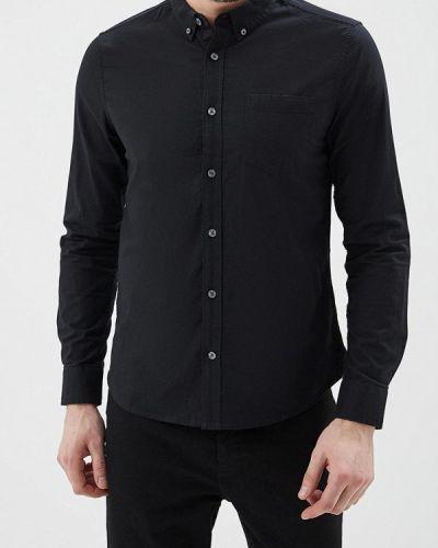 Черная рубашка Burton Menswear London