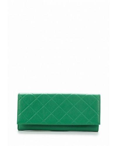 Зеленый кошелек Fabula