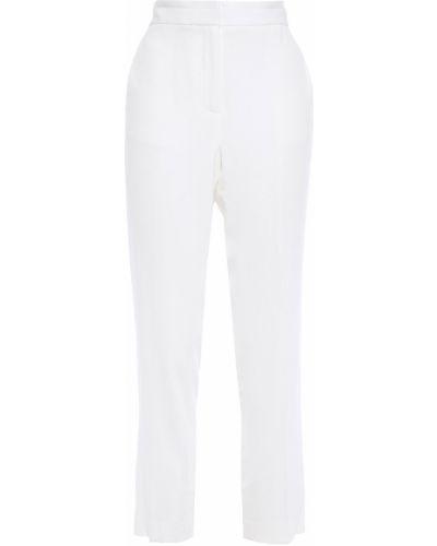 Satynowe białe spodnie Rag & Bone
