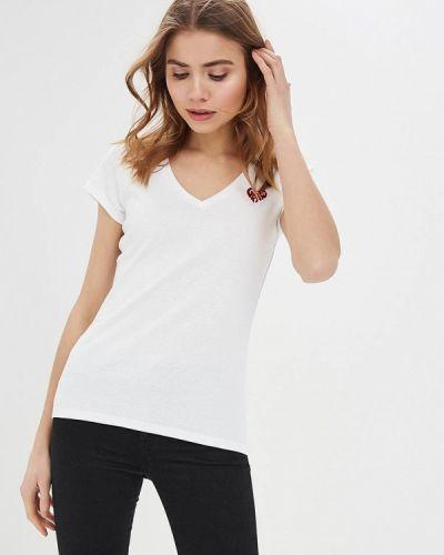 Белая футболка 2019 G-star