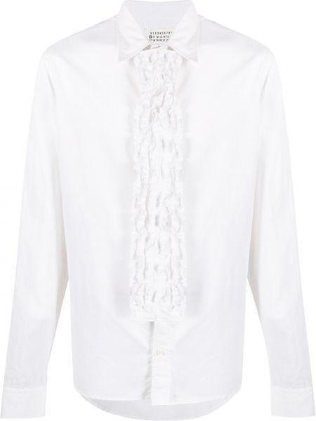 Рубашка с оборками на пуговицах Maison Martin Margiela Pre-owned