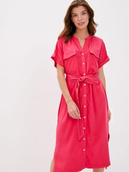 Розовое платье Vilatte