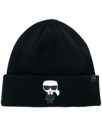 Вязаная шапка Karl Lagerfeld
