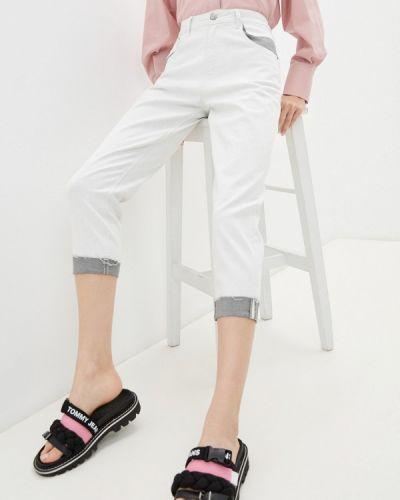 Серые джинсы Grafinia