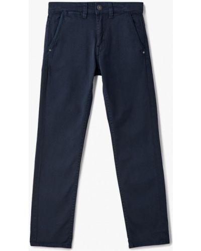 Синие брюки чиносы Pepe Jeans