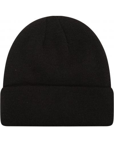 Czarna czapka dzianinowa Mountain Warehouse