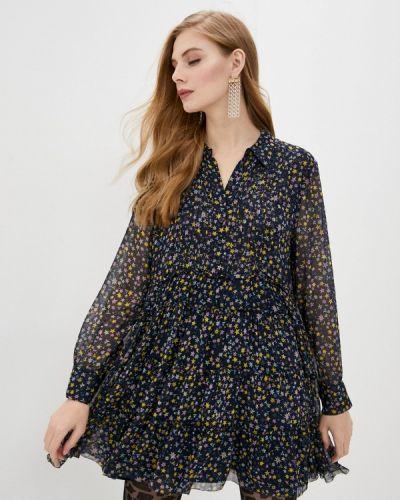 Платье - синее Zadig & Voltaire