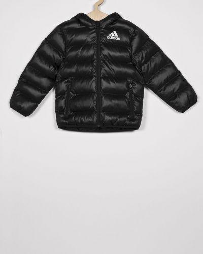Куртка теплая черная Adidas Performance