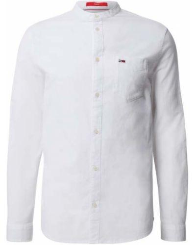 Koszula jeansowa - biała Tommy Jeans