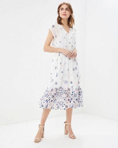 Джинсовое платье прямое весеннее Pepe Jeans