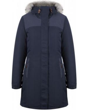 Утепленная куртка длинная мембрана Columbia