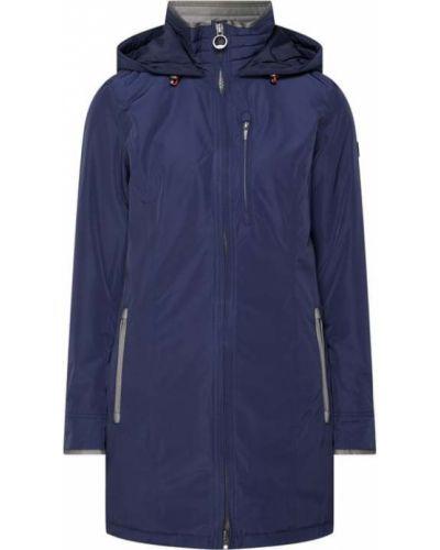 Niebieska kurtka z kapturem Wellensteyn
