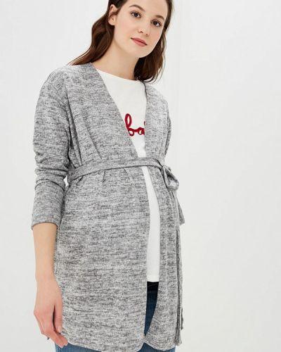 Серый кардиган для беременных Dorothy Perkins Maternity
