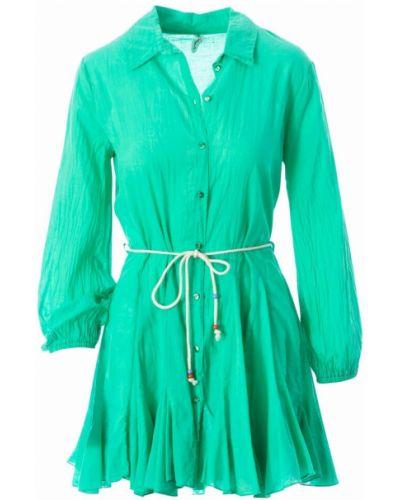Zielona sukienka Souvenir