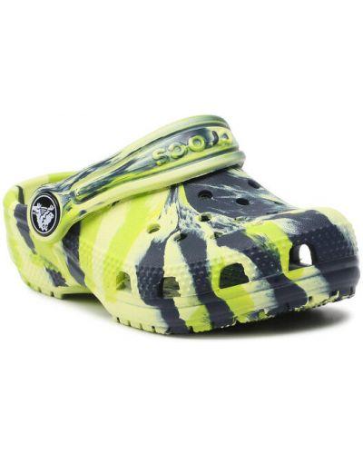 Chodaki - zielone Crocs