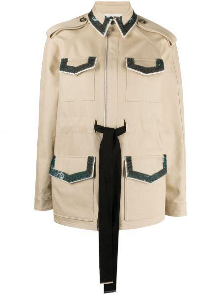 Длинная куртка - желтая Ports 1961