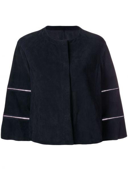 Куртка замшевая куртка-жакет Drome