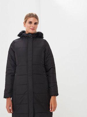 Утепленная куртка демисезонная черная Regatta