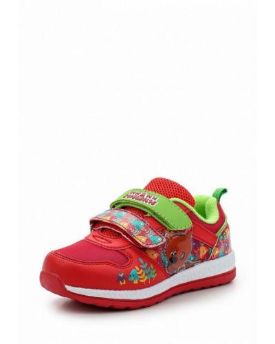 Красные кроссовки Kakadu