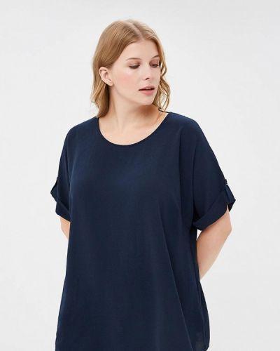 Синяя блузка Dorothy Perkins Curve