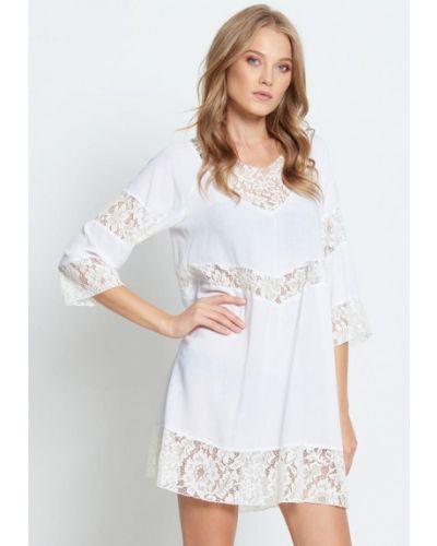 Пляжное платье - белое Donatello Viorano