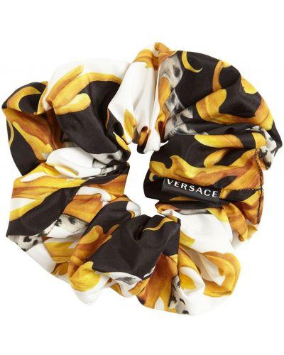 Gumka do włosów elastyczny Versace