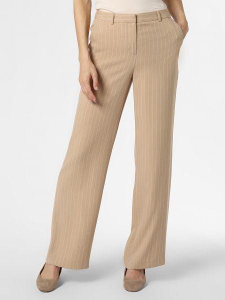 Klasyczne beżowe spodnie Apriori