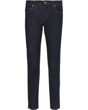 Прямые джинсы - синие Paul&shark