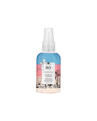 Пляжный белый спрей для волос R+co