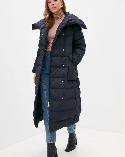 Синяя зимняя куртка Madzerini