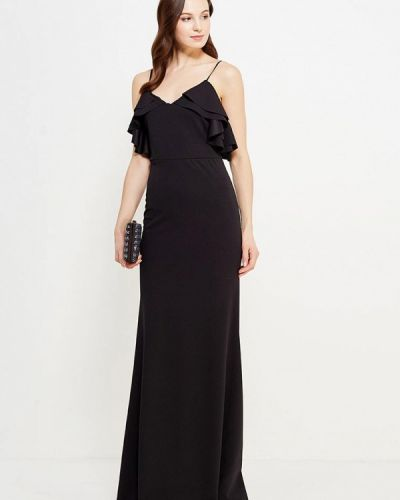 Черное платье Aurora Firenze