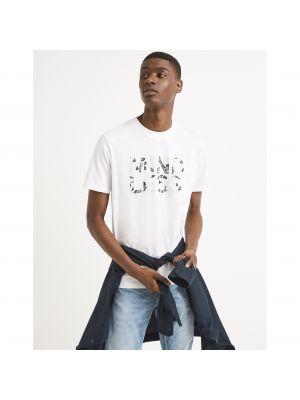 Koszulka bawełniana Celio