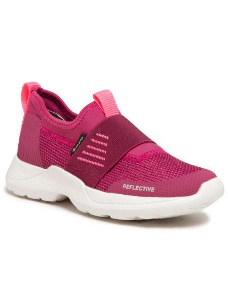 Różowe sneakersy Superfit