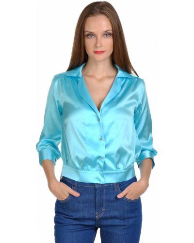Блузка шелковая весенний Sophie