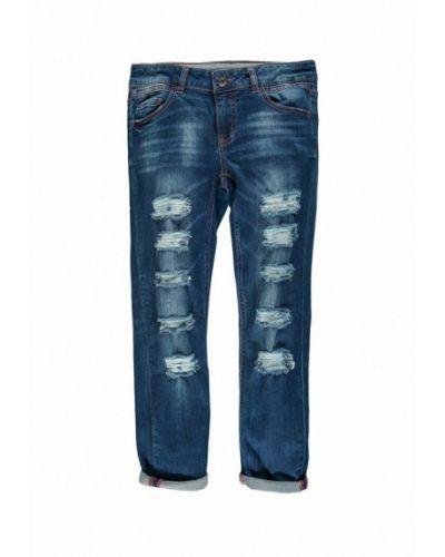 Синие джинсы Mek