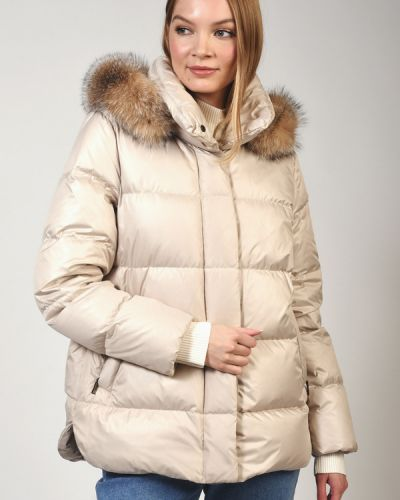 Куртка с перьями Schneiders