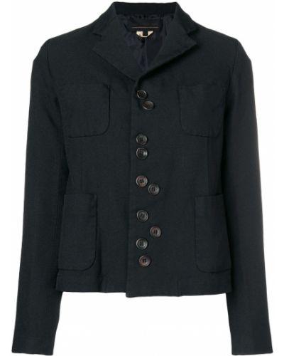 Черная короткая куртка Comme Des Garçons Girl