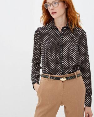 Блузка с длинным рукавом черная Woman Ego