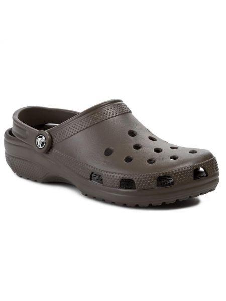 Sandały, brązowy Crocs
