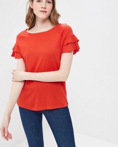 Красная футболка S.oliver