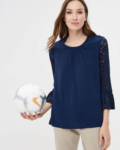 Синяя блузка Iwie